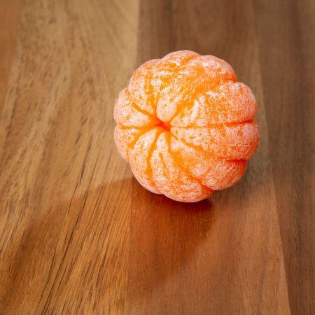Verblüffende echt aussehende Mandarine